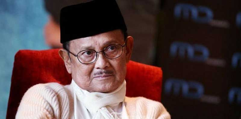 Innalilahi Wainnailaihirojiun, Presiden Ke-3 RI BJ Habibie Wafat