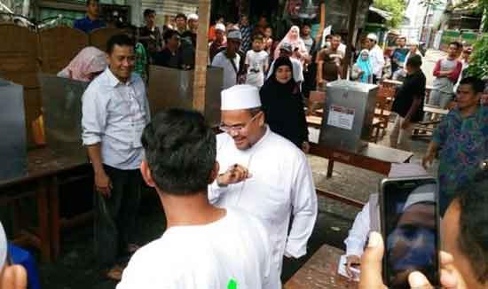 Habib Rizieq Disebut Pimpin Koalisi Keumatan, Ini Bantahan Fadli Zon