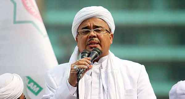 Habib Rizieq Tak Hadir di Milad FPI, Ini Alasannya