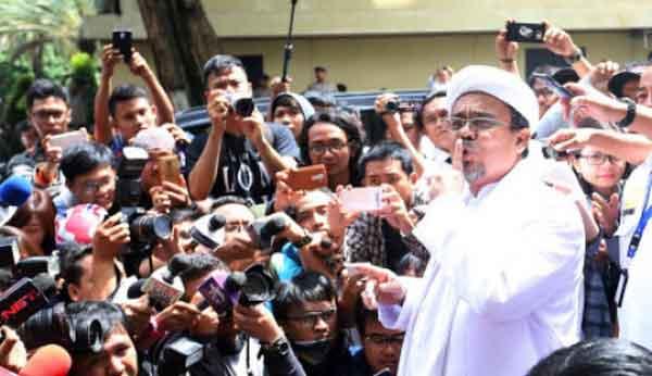 Polisi Ungkap Kemungkinan SP3 Kasus Chat Habib Rizieq