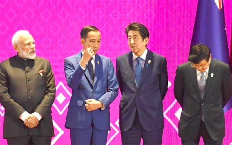 Jokowi Tegaskan Indonesia Tolak Sampah dari Luar Negeri