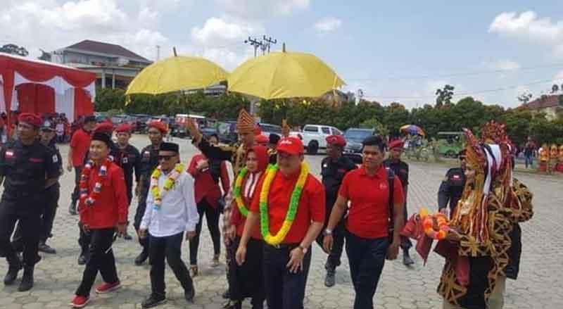 PDI-P Ajak Menangkan Jokowi-Ma'ruf Amin di Kuansing