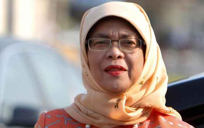 Surati Jokowi, Begini Belasungkawa Presiden Singapura Terkait Teror Bom