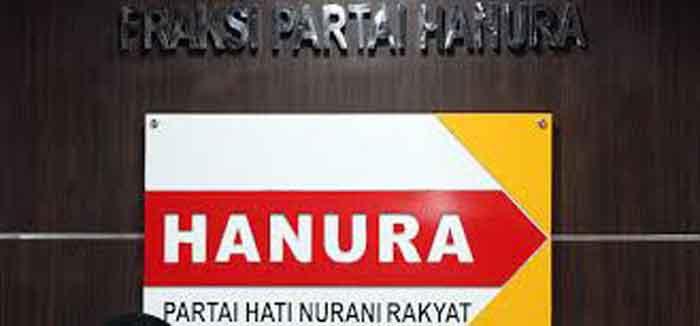 Hanura Persilakan Jokowi Cawapres dari Kalangan Mana Saja
