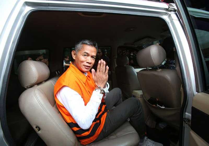 KPK Perpanjang Penahanan Tiga Tersangka Kasus PAW PDIP
