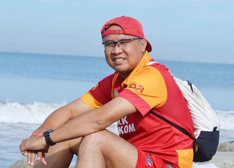 Pemimpin Redaksi Riaupos.co Terpilih dalam Program Sastrawan Berkarya