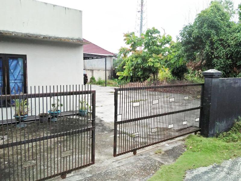 Rumah Wartawan Riau Pos Disatroni Maling, Satu Motor Lesap