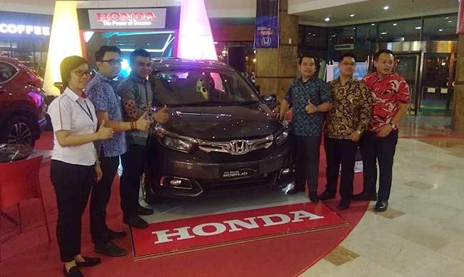 Honda Tawarkan Grand Prize Honda Vario