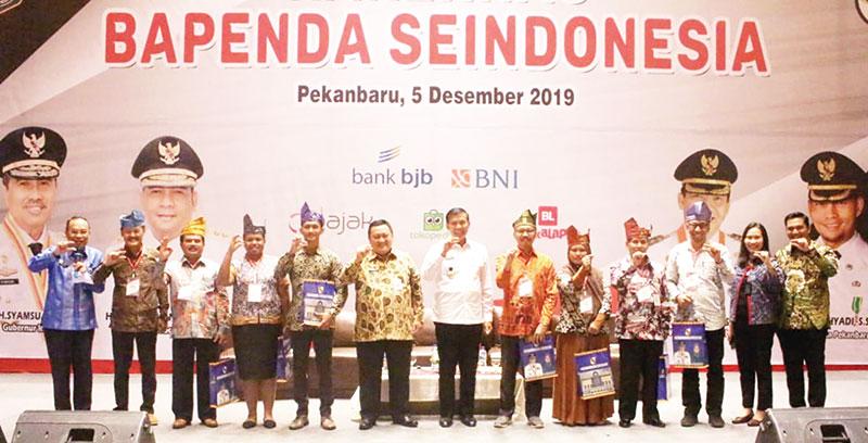Rakernas Bapenda Se-Indonesia Sukses Digelar