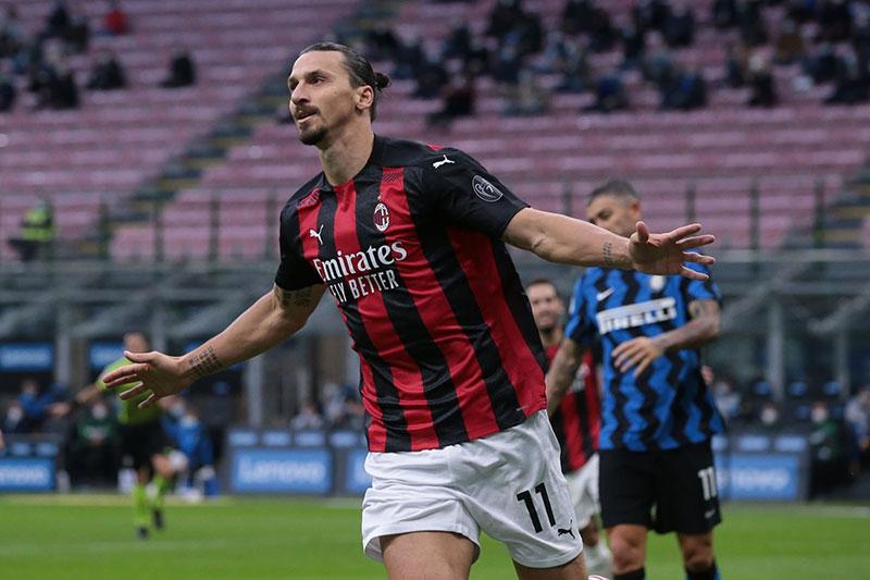 Ibrahimovic Bawa Milan Menangi Derby Della Madonnina