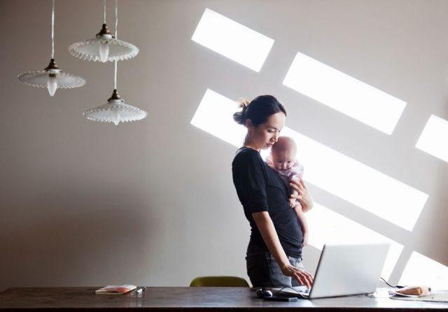 Kualitas Working Mom Menyusui Terbukti Lebih Rajin dan Produktif