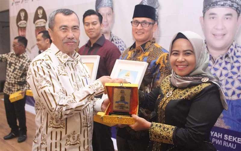 Ida Yulita Susanti Raih Penghargaan SPS Award 2019