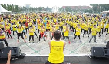 Tropicana Slim Taja Senam Sehat Diabetes di 37 Kota