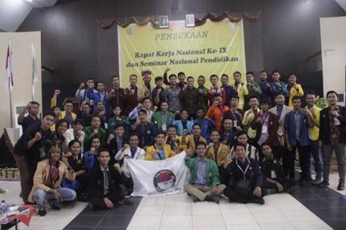 UIR Tuan Rumah Rakernas Imakipsi dan Seminar Nasional Pendidikan 2018