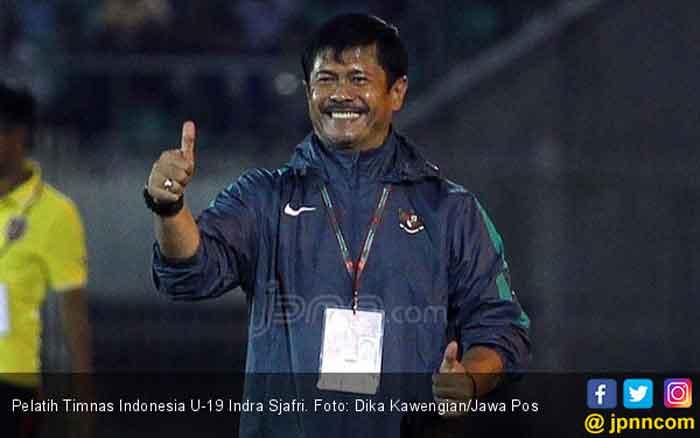 Penasaran, Indra Sjafri Harapkan Timnas Bersua Thailand di Final