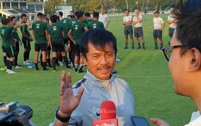 Ambisi Indra Sjafri Bawa Timnas Indonesia U-23 Raih Emas SEA Games 2019
