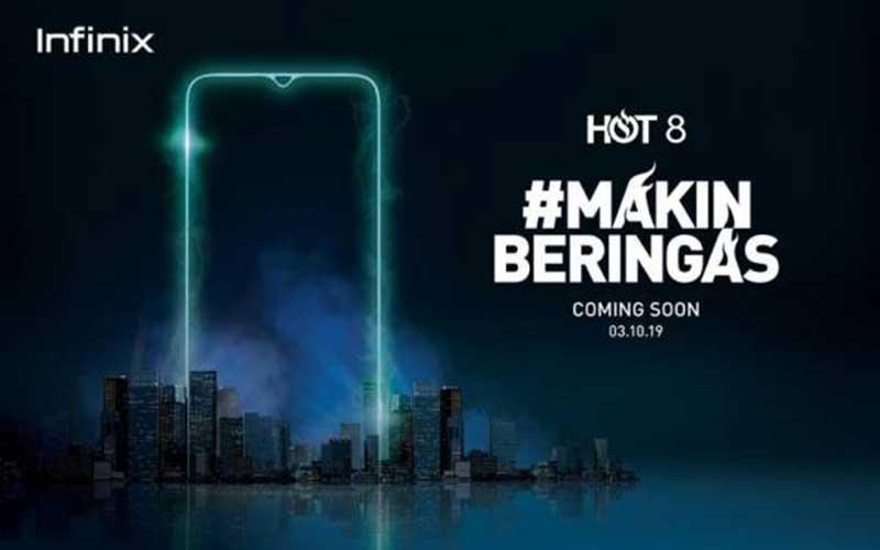 Smartphone Infinix 8 Buat Rekor 24 Jam NonStop Main Game