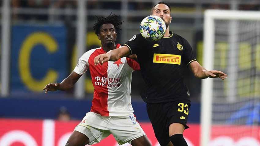 Tertahan oleh Slavia Paraha, Inter Harus Lebih Kerja Keras