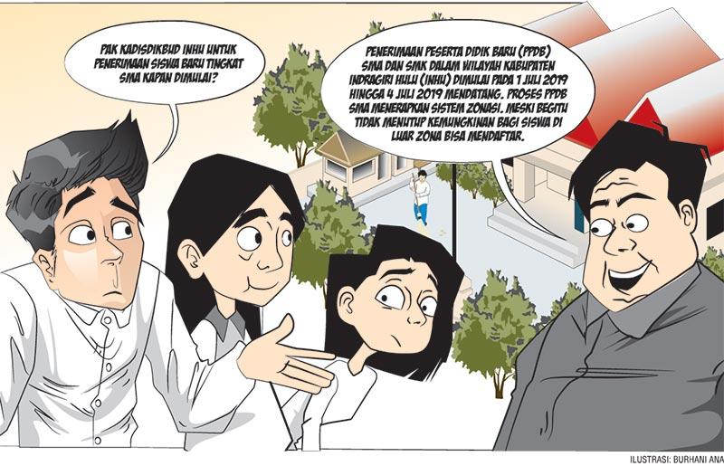 Kapan Mulai PPDB di Inhu?