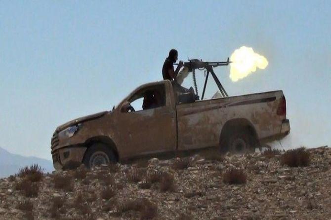 Jengkel Disebut Kalah, ISIS Tembak 7 Tentara Suriah