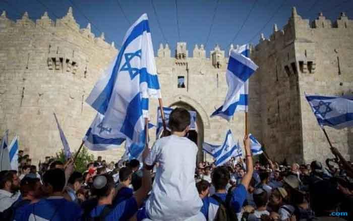 Tegas! Indonesia Tolak Kedatangan 53 Orang Warga Israel
