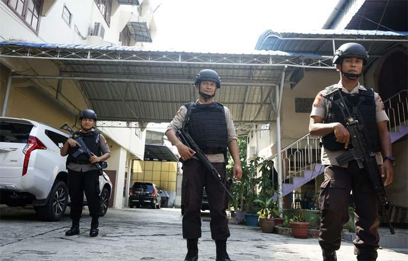 Penggeledahan KPK di Pekanbaru Terkait Kasus Proyek Jalan di Bengkalis