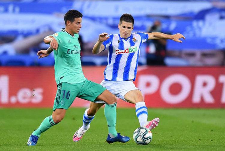 Kata James, Mestinya Dia Sudah Tak di Madrid Musim Ini
