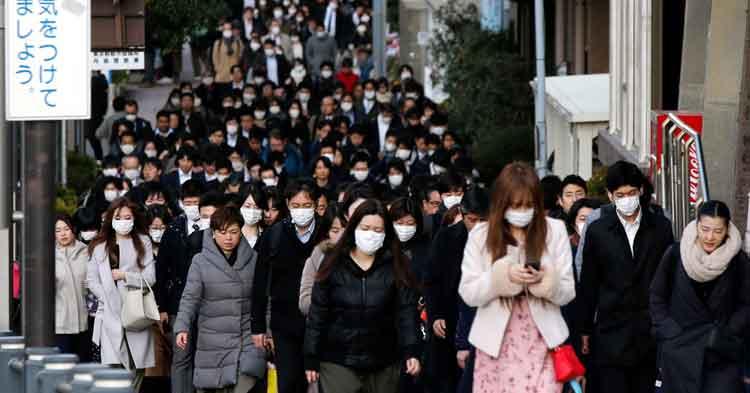 Jepang Cabut Status Darurat Corona