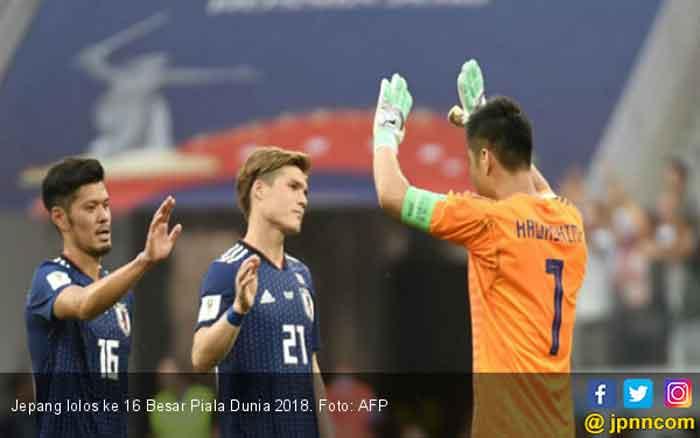 Ternyata Begini Kiat Skuat Jepang hingga Lolos 16 Besar Piala Dunia