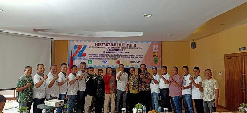 Rusdi Wandi Siap Bawa Akbarindo Bersinergi dengan Pemerintah
