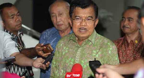 Wapres Minta Masyarakat Tunggu KPU soal Kotak Kosong Menang di Makassar