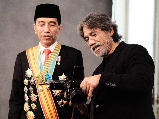Di Balik Layar Pengambilan Foto Resmi Presiden-Wapres