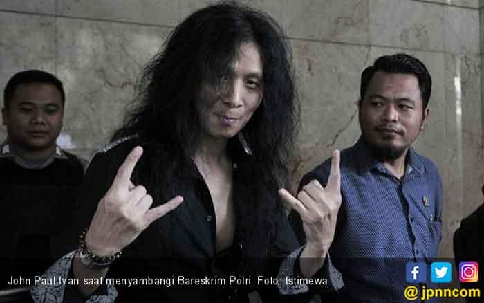 """John Paul Ivan Bantah Lagu """"2019 Ganti Presiden"""" Ciptaannya"""