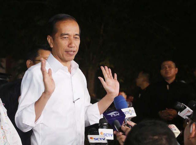 Jokowi Beberkan Belum Ada Rencana Penambahan Wakil Menteri Lagi