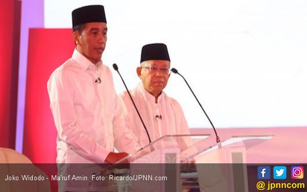 Juara! Pegiat Pariwisata di Bali Dukung Jokowi - Ma'ruf Amin