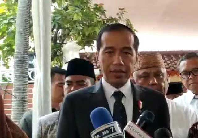 Jokowi Bilang Begini soal Mahasiswa Demo Lagi