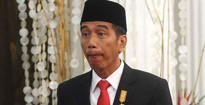Keras! Jokowi Dinilai Cacat sebagai Presiden karena Kasus Novel Belum Terkuak
