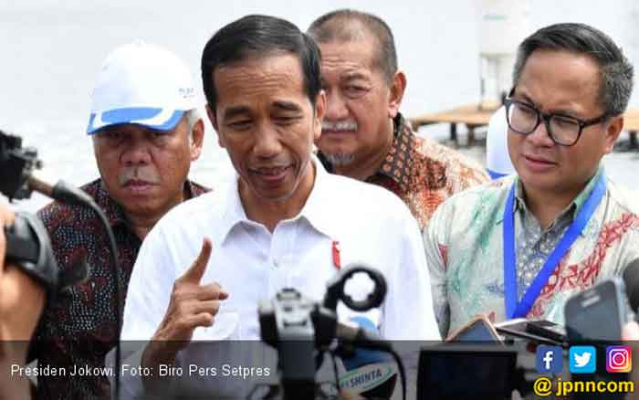 Jokowi Dekat dengan Milenial, Gerindra: Apa Gunanya jika Kebijakan Pro Asing?