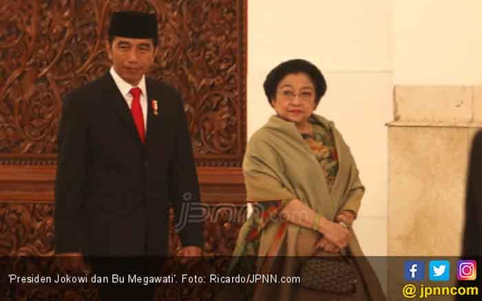Soal Cawapres Jokowi, PDIP: Megawati Tak Pernah Mengintervensi