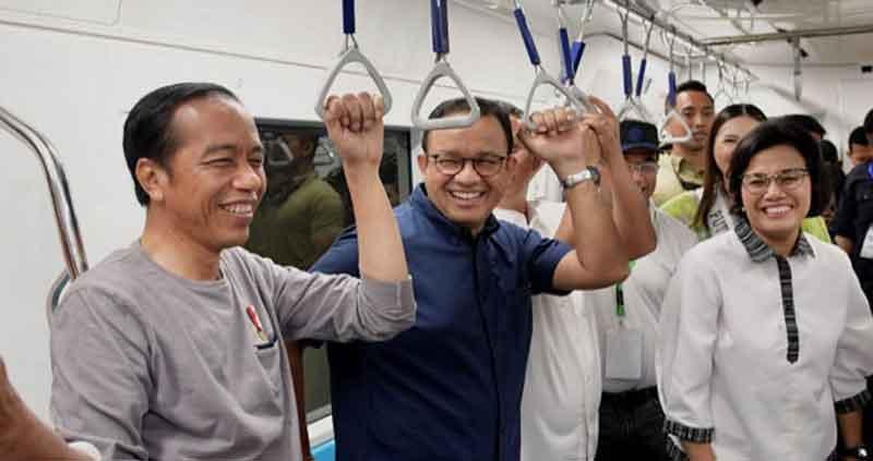 Jokowi Harusnya Berterima Kasih kepada Anies Baswedan