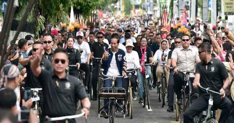 Ini Alasan Ribuan Alumni Jogja Dukung Jokowi-Ma�ruf