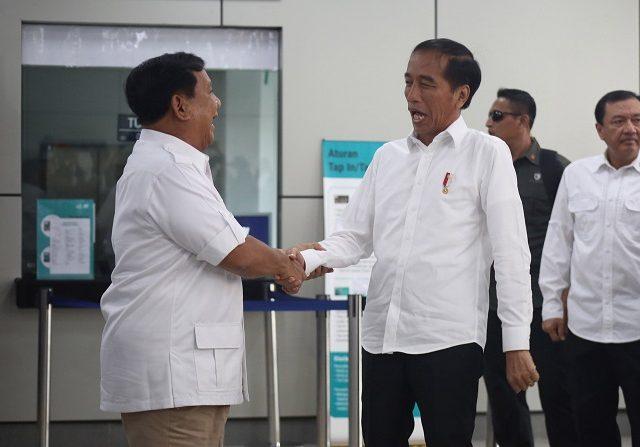 Setelah SBY, Jokowi Sore Ini Bertemu Prabowo
