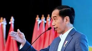 Jokowi: Pak Wapres dan Gubernur DKI Sebut Angka Rp 100 T