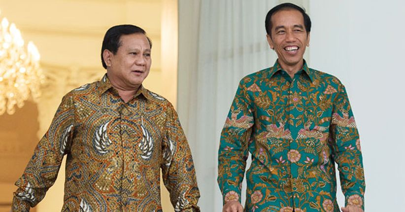 ICMI: Jangan Paksakan Rekonsiliasi Jokowi-Prabowo