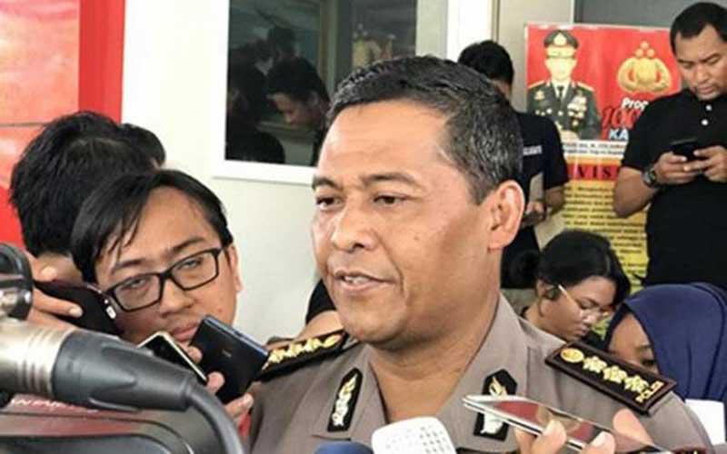 Polisi Terus Proses Kasus Dandhy Laksono