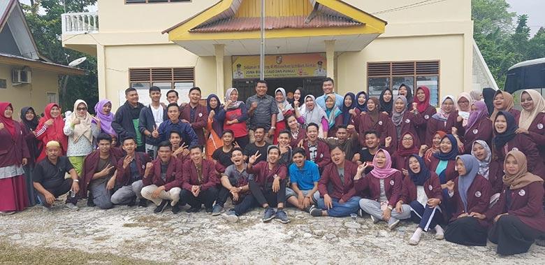 Lembah Damai Satu-satunya Kampung Donor di Pekanbaru