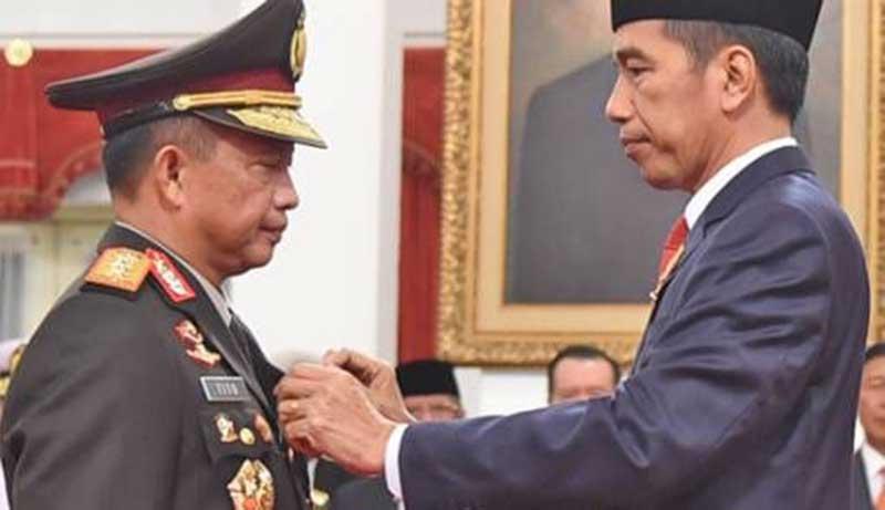 DPR Setuju Jokowi Berhentikan Kapolri