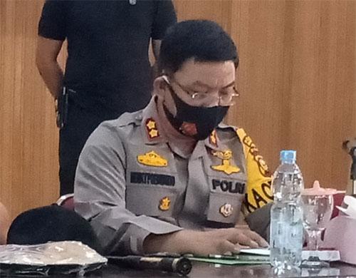 Pengadilan Negeri Telukkuantan Apresiasi Pengamanan Polres Kuansing