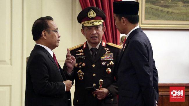 Jokowi Bolehkan Demo, Kapolri Tito Tak Mau
