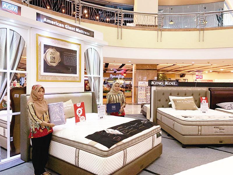 AGM Pekanbaru BerikanHarga Spesial dan Bonus Bed Set